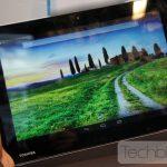 Le Toshiba AT10LE – une tablette de 10 pouces Tegra 4