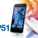 Le Panasonic P51 est officiel