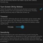Gravity Screen Off – Bloquez et débloquez votre téléphone sans toucher un seul bouton