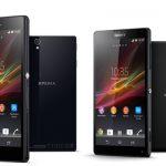 Sony Xperia ZL – Disponible chez certains revendeurs