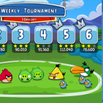 Angry Birds Friends disponible sur le Play Store