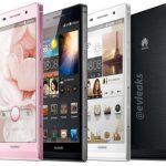 Huawei Ascend P6 – Premières images