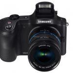 Samsung Galaxy NX – Un appareil photo sous Jelly Bean