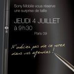 Sony Xperia ZU/Togari – Présentation le 4 juillet à Paris ?