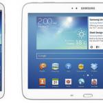Les Samsung Galaxy Tab 3 8.0 et 10.1 annoncées #computex2013