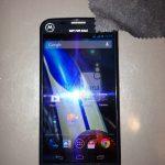 Motorola – Une nouvelle photo du Moto X ?
