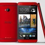 HTC One – La version rouge n'était finalement pas une légende…