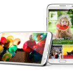 Le Samsung Galaxy Note 2 se met à jour, mais reste en 4.1.2 #faussejoie