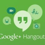 Hangouts – la mise à jour apporte des emoji