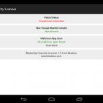 BlueBox – Un utilitaire pour savoir si votre terminal a été patché