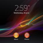 Sony Honami – Plus d'infos sur l'UI et l'appareil photo