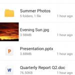 Mega – Le client officiel débarque sur Android
