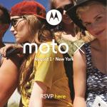 Moto X sera annoncé officiellement le 1er août