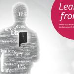 LG G2 – Suivez l'événement à partir de 17h