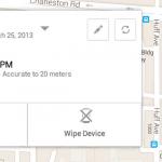 Android Device Manager – Un service Google pour retrouver un téléphone perdu