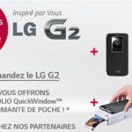 LG G2 – Les pré-commandes sont ouvertes