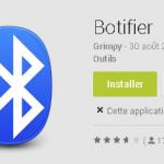 Botifier – Streamez vos notifications via Bluetooth [Saoulez tout le monde dans votre voiture]