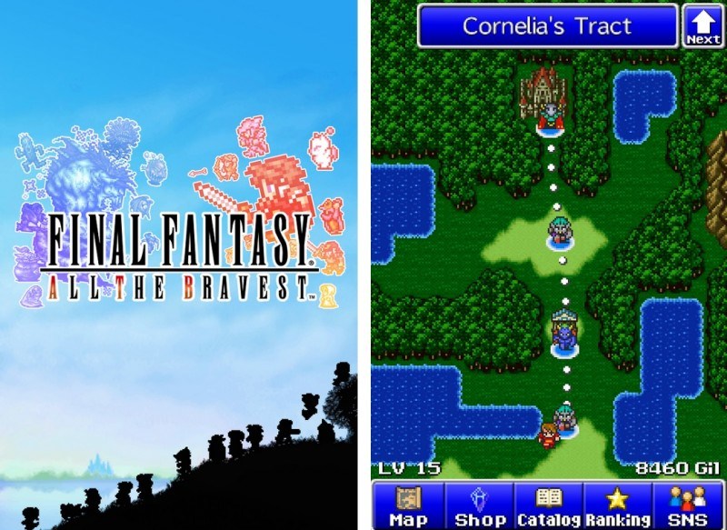 Final Fantasy All The Bravest-1
