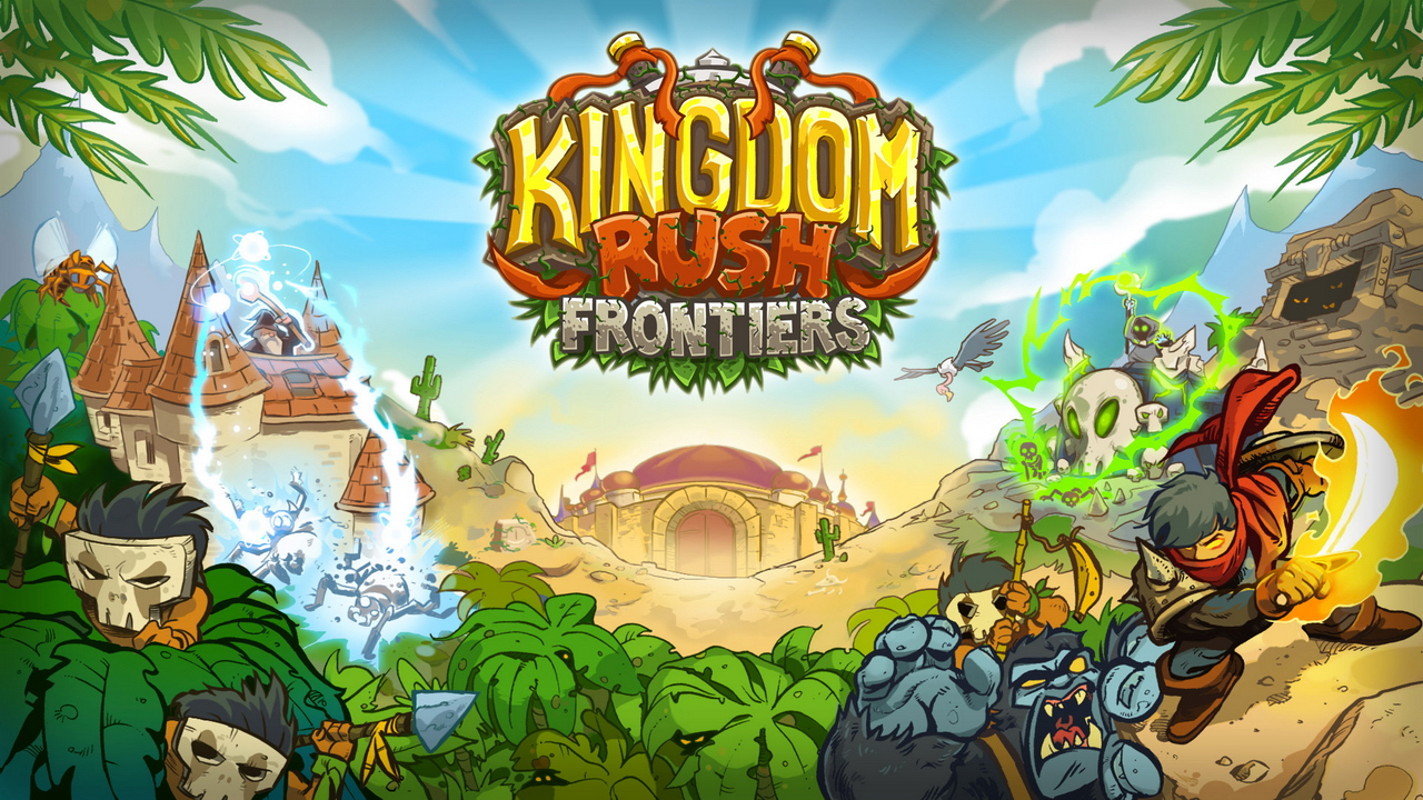Kingdom rush frontiers le nouvel opus de kingdom rush est disponible