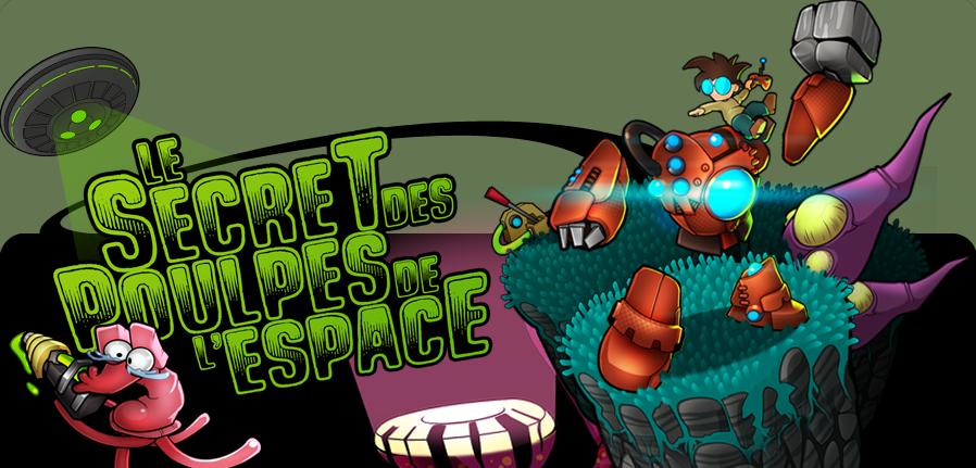Secret des poulpes de l 39 espace non ce n 39 est pas un jeu - Jeu de cuisine android ...