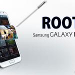 Tutoriel Vidéo – Root du Galaxy Note 2, facile !