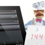 Xperia Tablet Z Kitchen Edition – Sony présente sa tablette d'aide à la cuisine