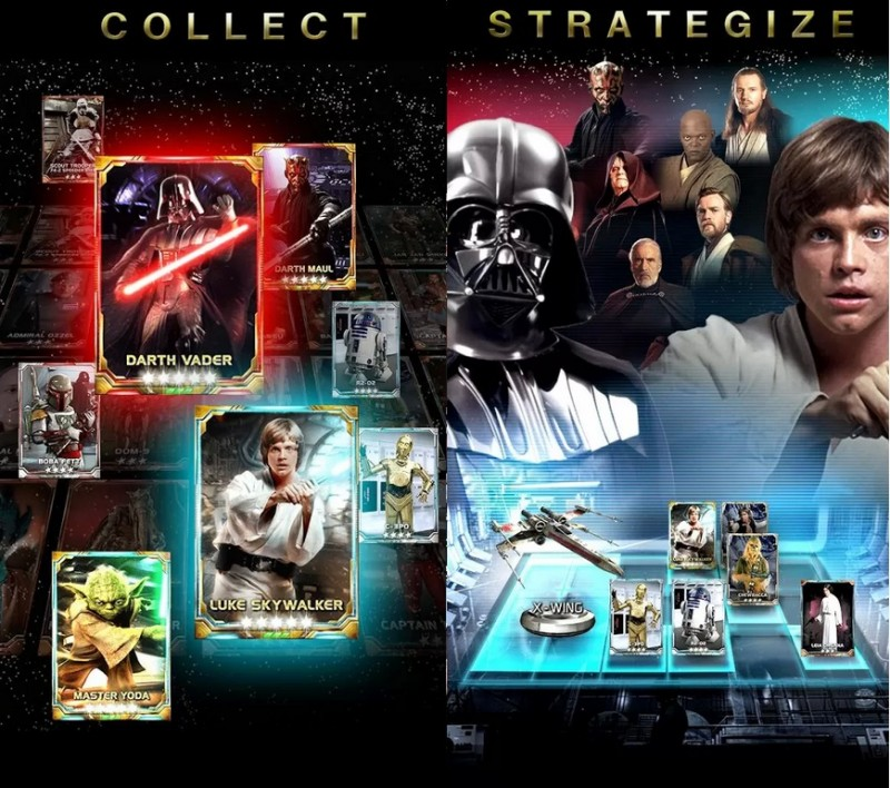 Star Wars  Force Collection 2