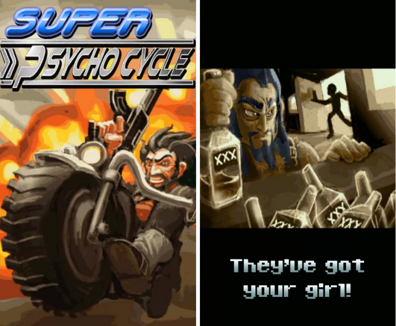 Super Psycho Cycle
