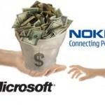 Microsoft rachète Nokia pour 5.44 milliards d'euros
