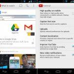 YouTube 5.1 pour Android, mise à jour avec notifications de nouvelles vidéos