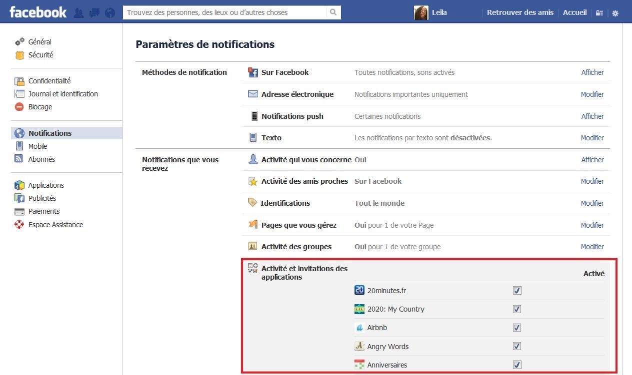 Application pour faire des rencontres sur facebook