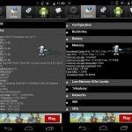 Nexus 5 – Des captures d'écrans de l'application Android System Info