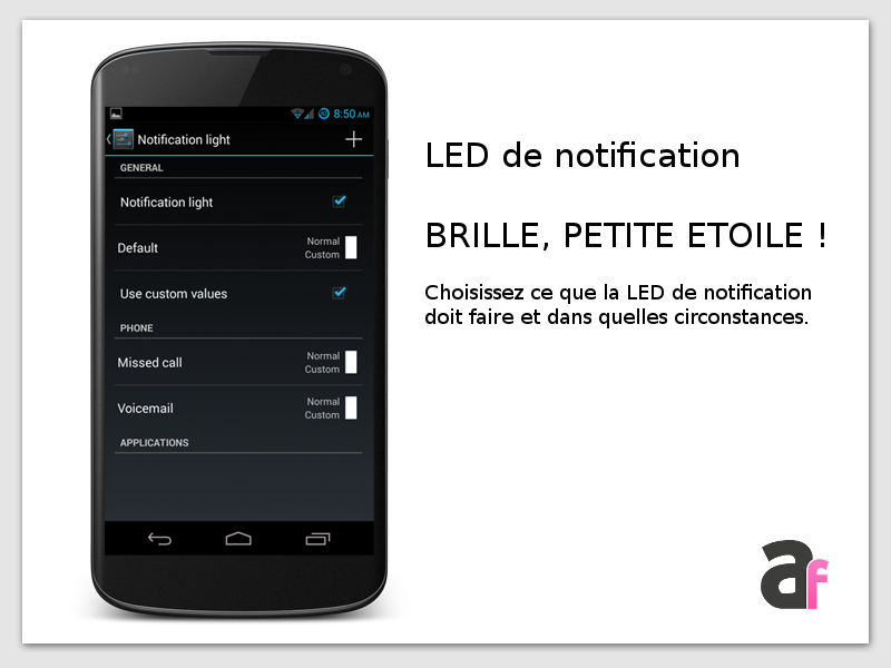 [ANDROID] Différences entre les ROMs custom CyanogenMod / Paranoid / AOKP 3b8504734e3ddcf6a13aa86bf6e88c05