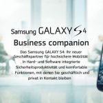 Samsung Galaxy S4 – La version Snapdragon 800 LTE-A arrive en Europe