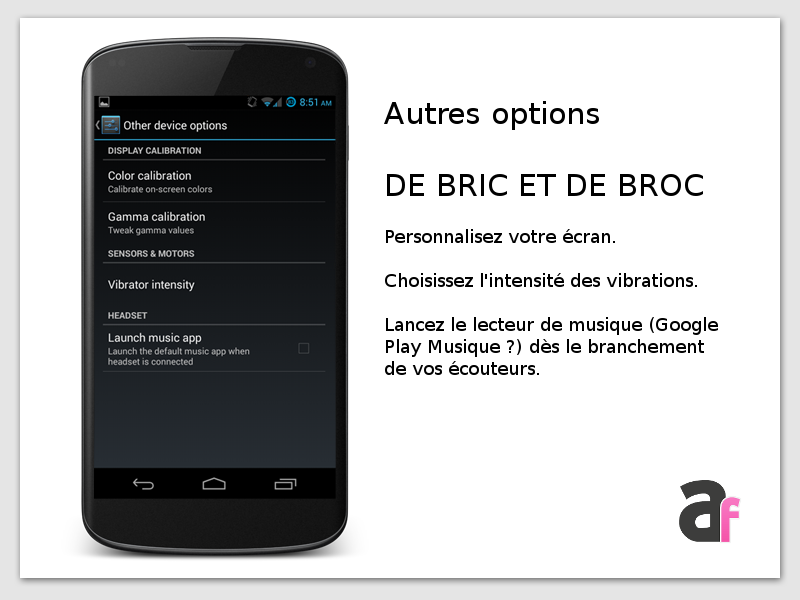 [ANDROID] Différences entre les ROMs custom CyanogenMod / Paranoid / AOKP 85b998a85e9dd0073900ad8f54800122