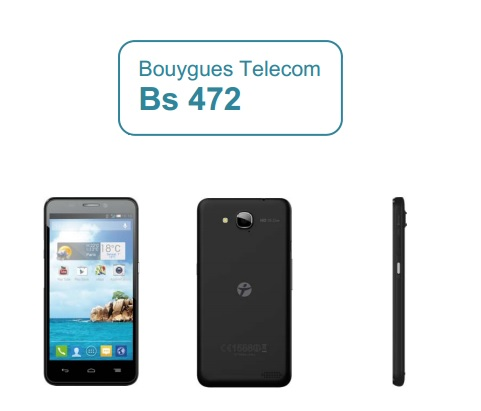 Bouygues Telecom Bs472