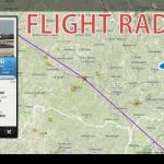 Flight Radar 24 – Suivez le/les avions de votre choix en temps réel, impressionnant !