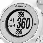 Garmin Approach S4 – La montre de golf connectée