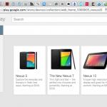 [Update] Le Nexus 5 fait une brêve apparition sur le Play Store !