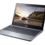 Le Chromebook Acer C720 est annoncé