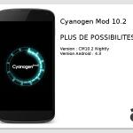 CyanogenMod, Paranoid, AOKP – Un comparatif en images