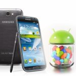 Samsung Galaxy Note 2 – Une version test d'Android 4.3 leakée