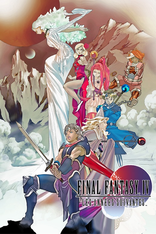 FINAL FANTASY IV  ANNÉES SUIV.   Applications Android sur Google Play