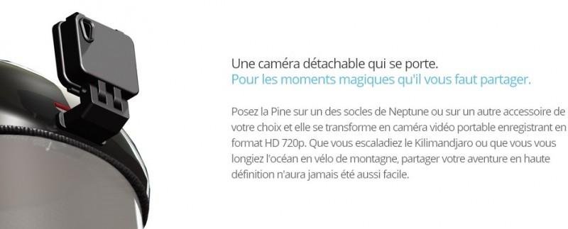 Neptune Pine  Montre Intelligente   La montre intelligente qui change la donne.(1)