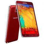 Rouge et Or Rose, les 2 nouvelles couleurs du Samsung Galaxy Note 3