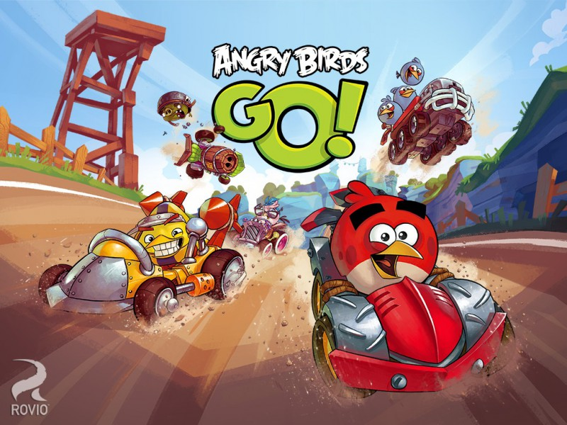 Angry Birds Go    Applications Android sur GooglePlay