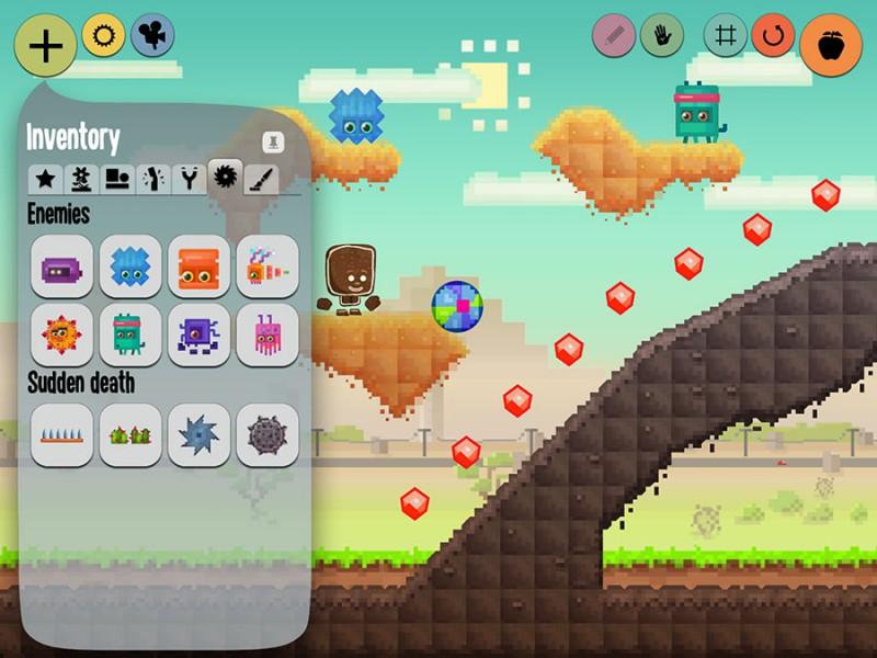 Createrria-Android-app-1
