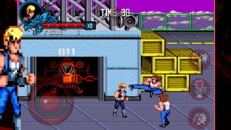 Double Dragon Trilogy   Applications Android sur Google Play