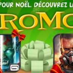 Gameloft – Le plein de #promo pour noël sur le Play Store et les achats In-app #bonplan