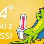 94 Degrés – Vous êtes froid, vous chauffez, vous brûlez